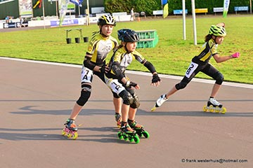 Radboud 1/2 uurs race jeugd