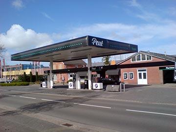 Tank bij Peut Koper en steun Radboud Inline-skating