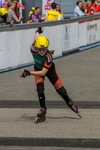 Tessa Botman in actie (2)