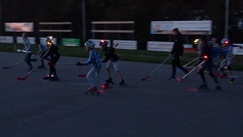 Lichtjes hockey pupillenfeest