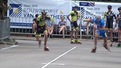 NK 100m sprint