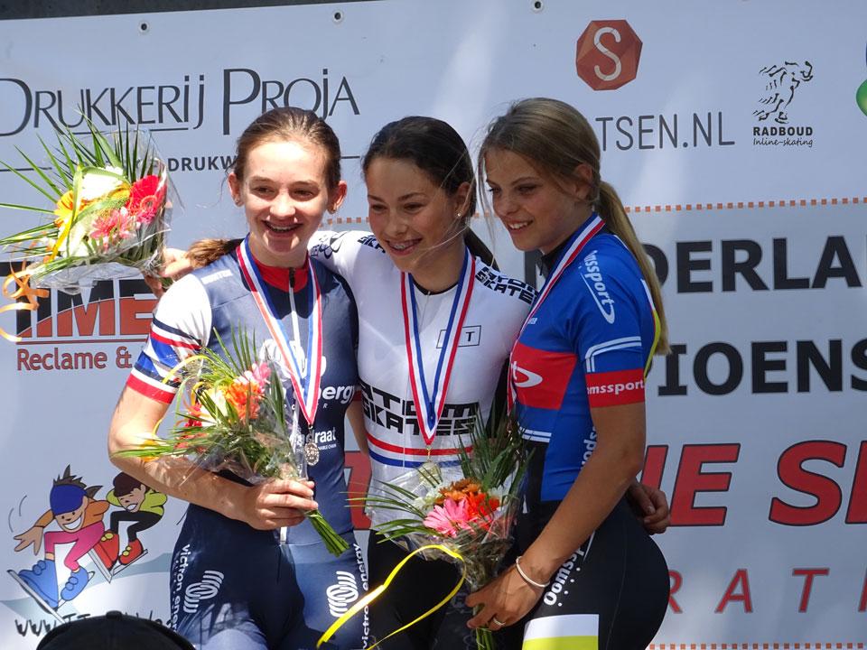 Ramona Westerhuis Nederlands Kampioen Marathon, Evelien Vijn 2e