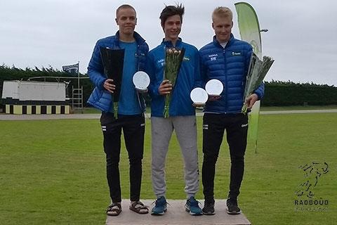 junioren*A*jongens 1 Antti Sjögren 2 Nils Vähä Vahe 3 Jani Virtanen
