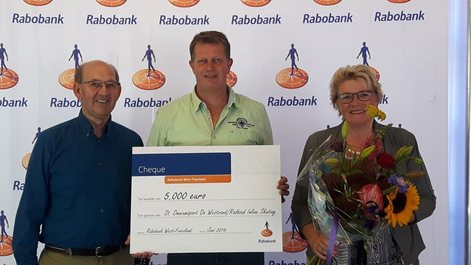 Rabobank cheque baancoating Radboud 960