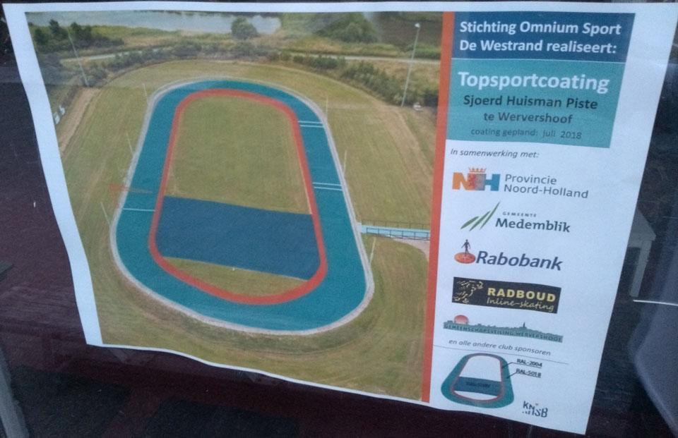 Topsportcoating aankonidiging Radboud