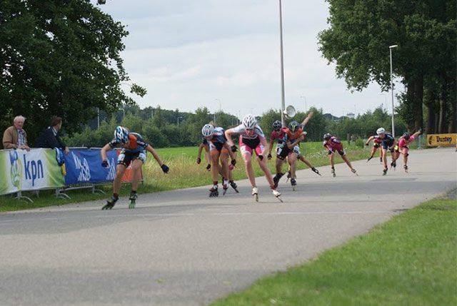 Staphorst-eindsprint