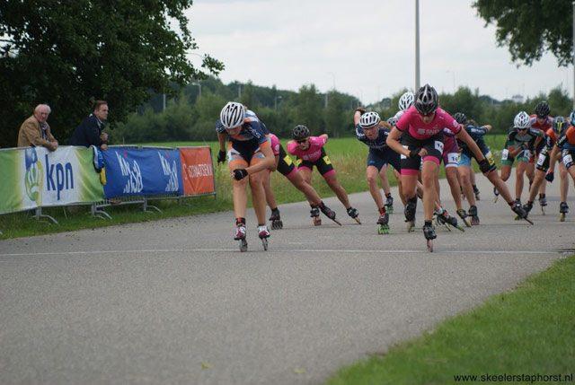 Staphorst-tussensprint-dames