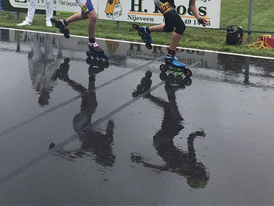 <h2>Trainingen bij slecht weer</h2>