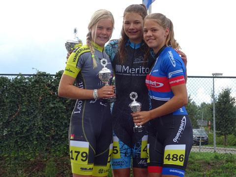 Janne Berkhout 2e in het eindklassement, met slechts 1 puntje verschil met de nr.1